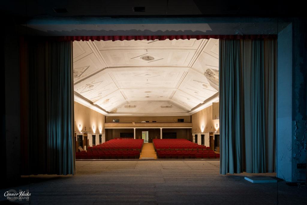 theatre Haus Der Offiziere germany  1024x683 Haus Der Offiziere, Germany (Permission Visit)