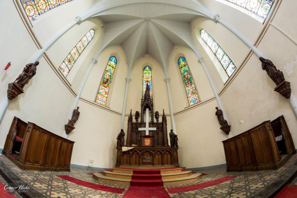 urbex belgium church 1024x683 Anti Christ Church, Belgium