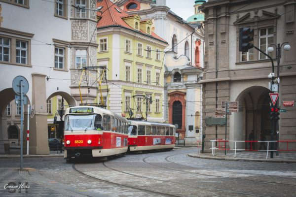Prague Tram 1024x683 Travel