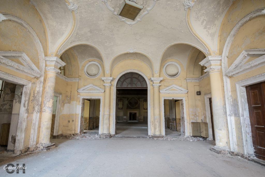 Urbex Italy Manicomio Di R 1024x683 Manicomio Di R, Italy