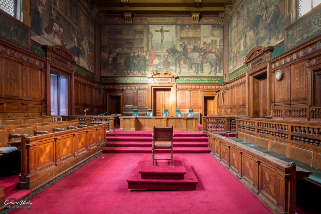 belgium court urbex 1024x683 Oud Justitiepaleis, Belgium