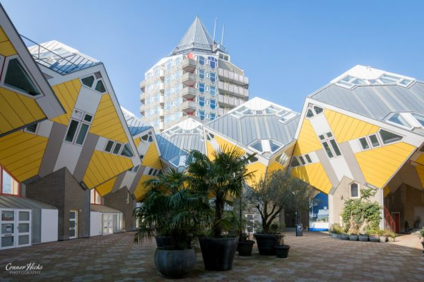 cube apartments rotterdam 1024x683 Travel