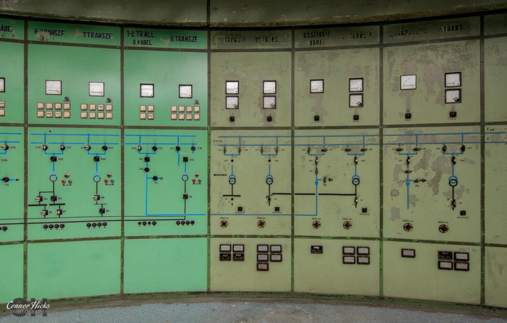 kelenfold power station budapest urbex 1024x653 Kelenföld Power Station, Hungary