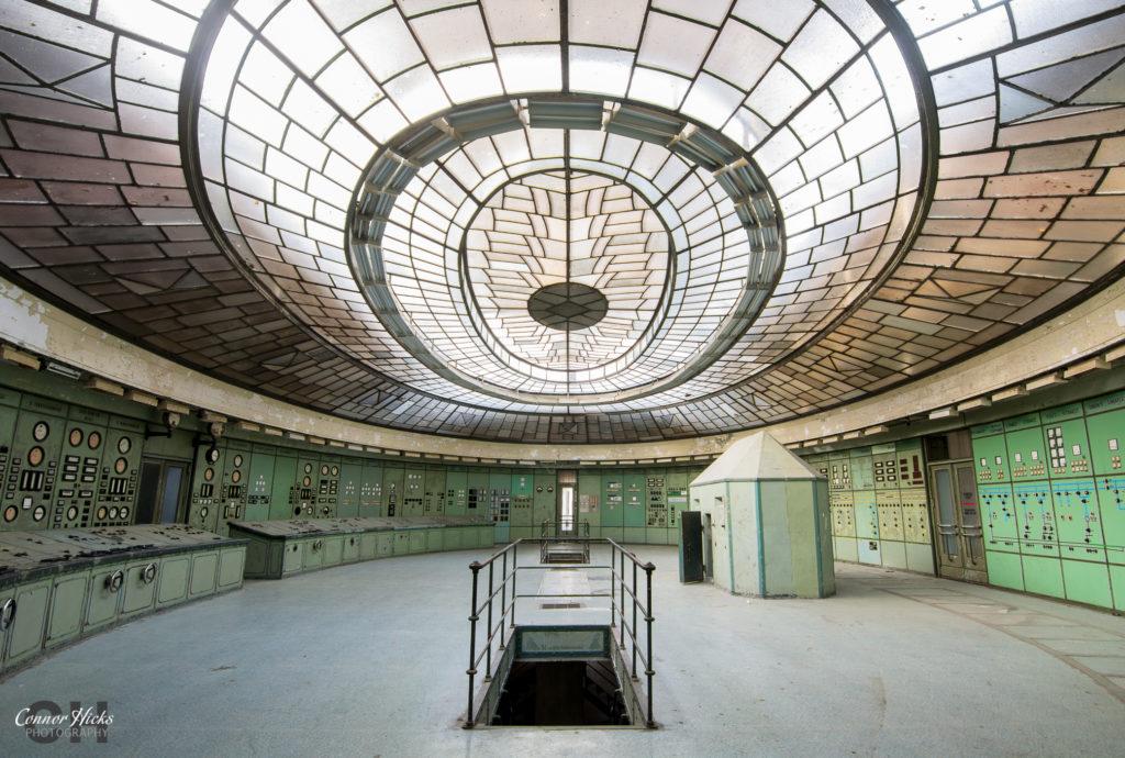 kelenfold power station urbex budapest 1024x690 Kelenföld Power Station, Hungary