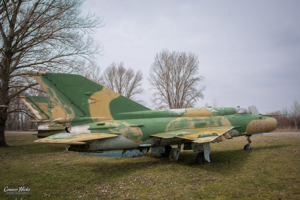 lost migs hungary urbex 1024x683 Plane Graveyard, Hungary