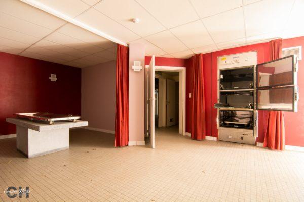 morgue belgium urbex  1024x683 Hospital Morbid, Belgium
