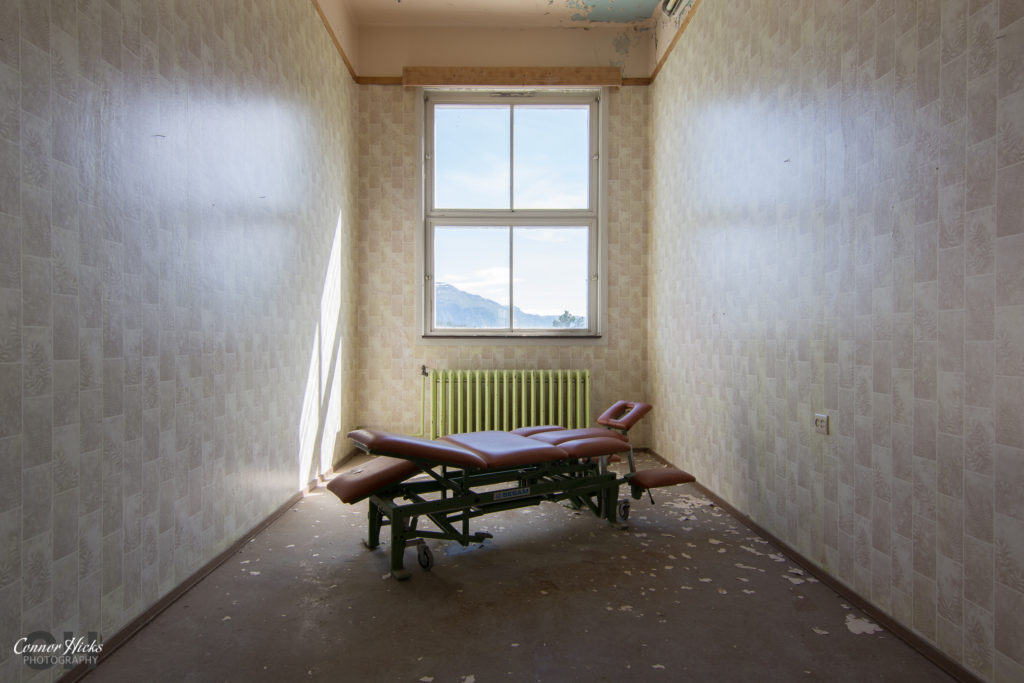 norway ward abandoned asylum 1024x683 Jokers Asylum, Norway