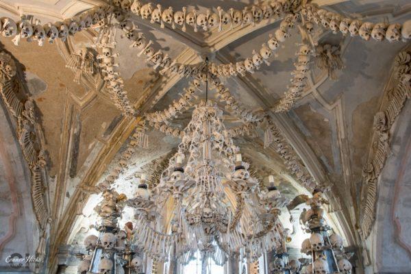 sedlec ossuary bone church czech  1024x683 Church Of Bones, Czech Republic