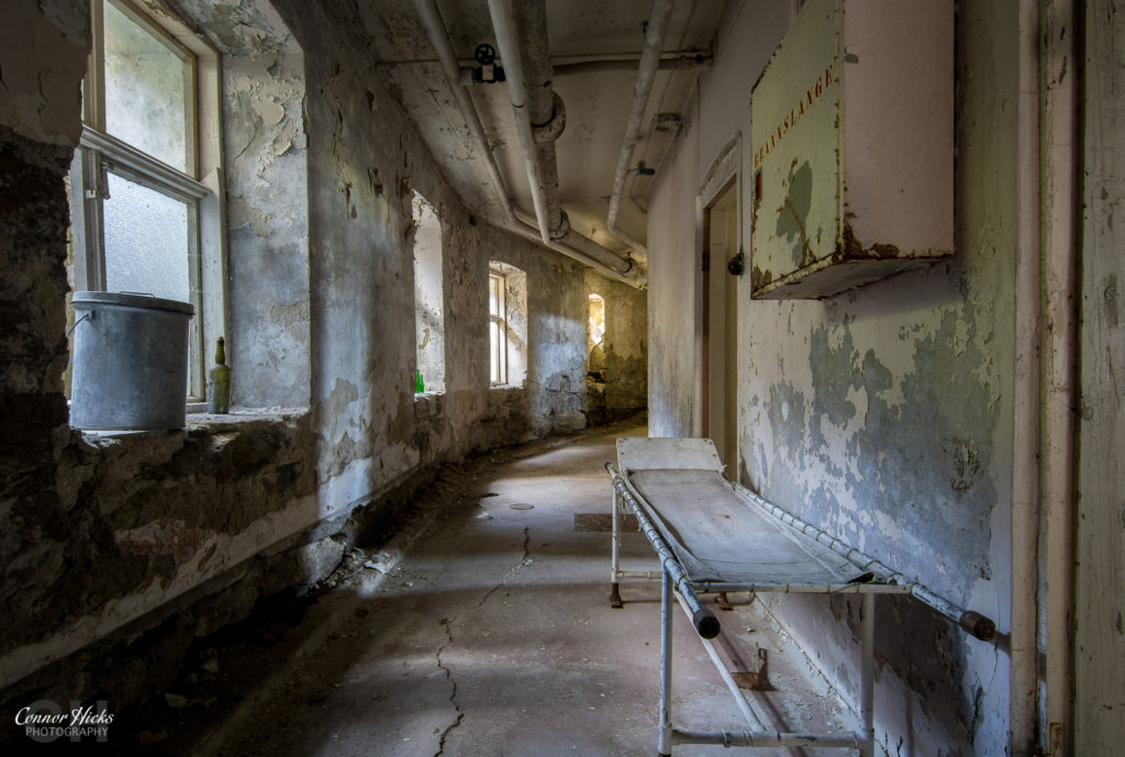 urbex asylum basement  1024x689 Jokers Asylum, Norway
