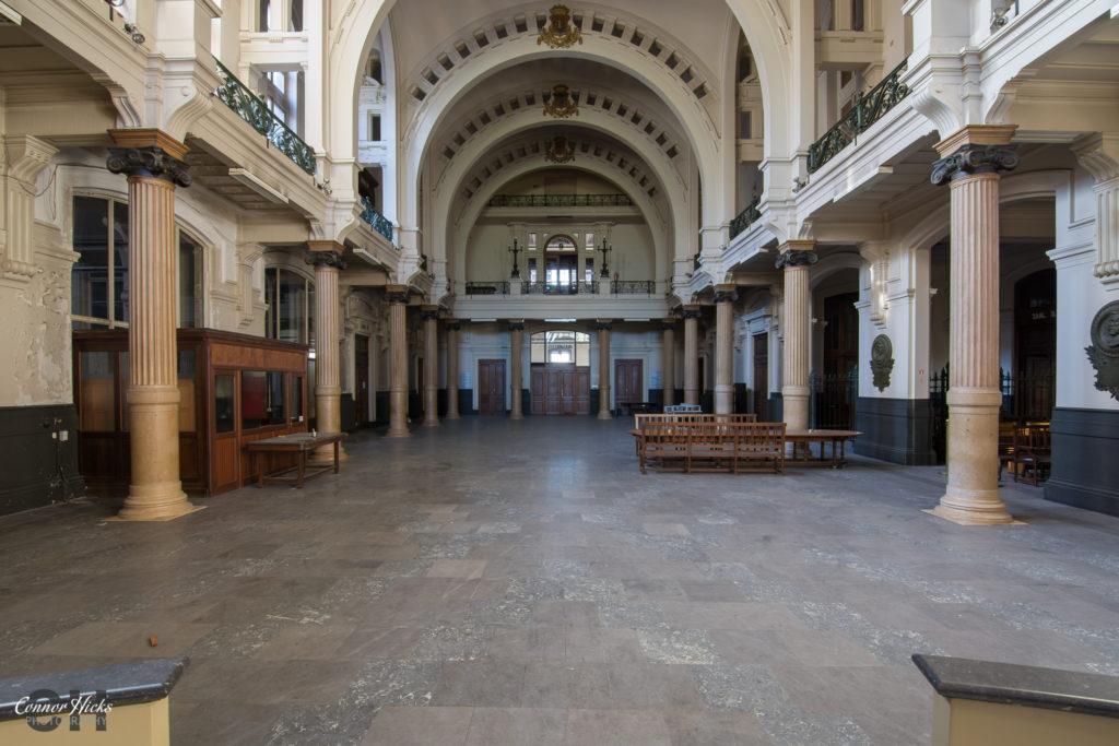 urbex belgium courthouse 1024x683 Oud Justitiepaleis, Belgium