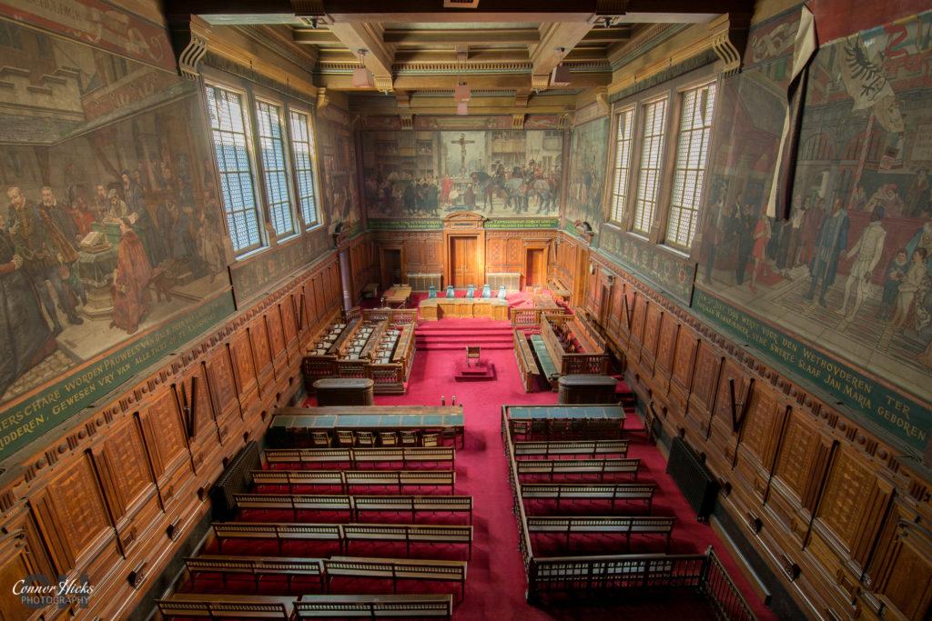 urbex belgium grand courthouse 1024x683 Oud Justitiepaleis, Belgium