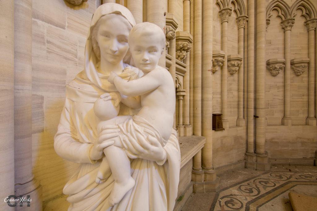 urbex france chapelle  1024x683 Chapelle Des Pelotes, France