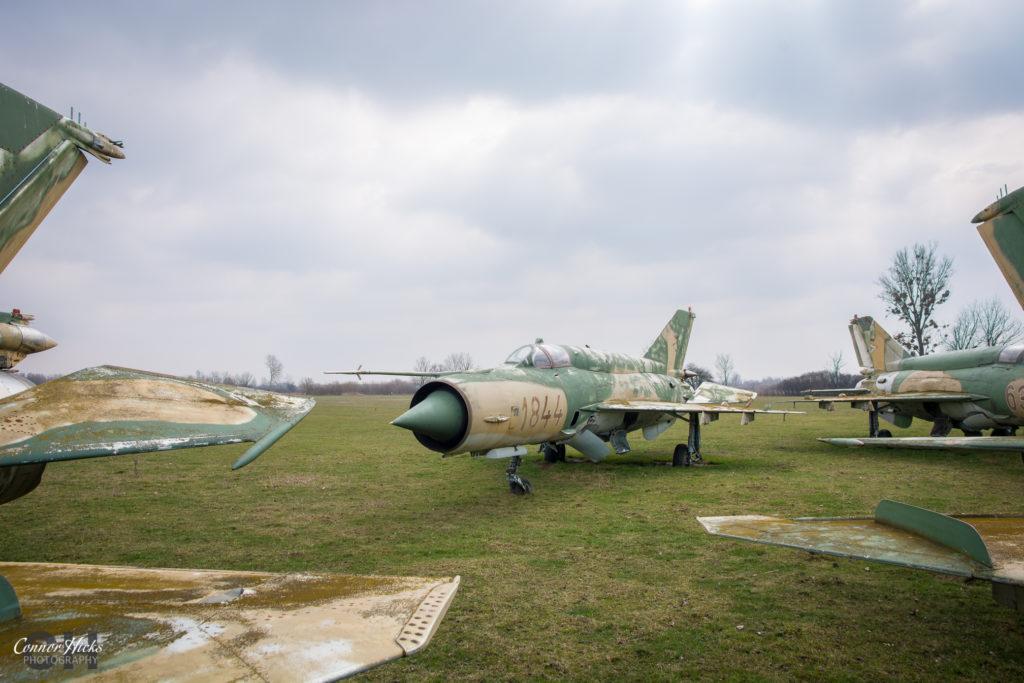 urbex migs hungary 1024x683 Plane Graveyard, Hungary