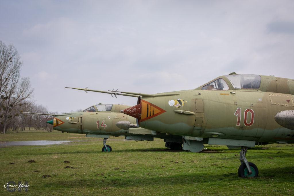 urbex su 22 hungary  1024x683 Plane Graveyard, Hungary