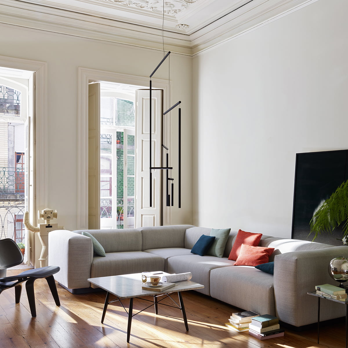 Buy The Soft Modular Corner Sofa From Vitra