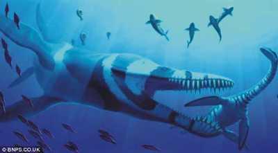 pliosaurus kevani 2