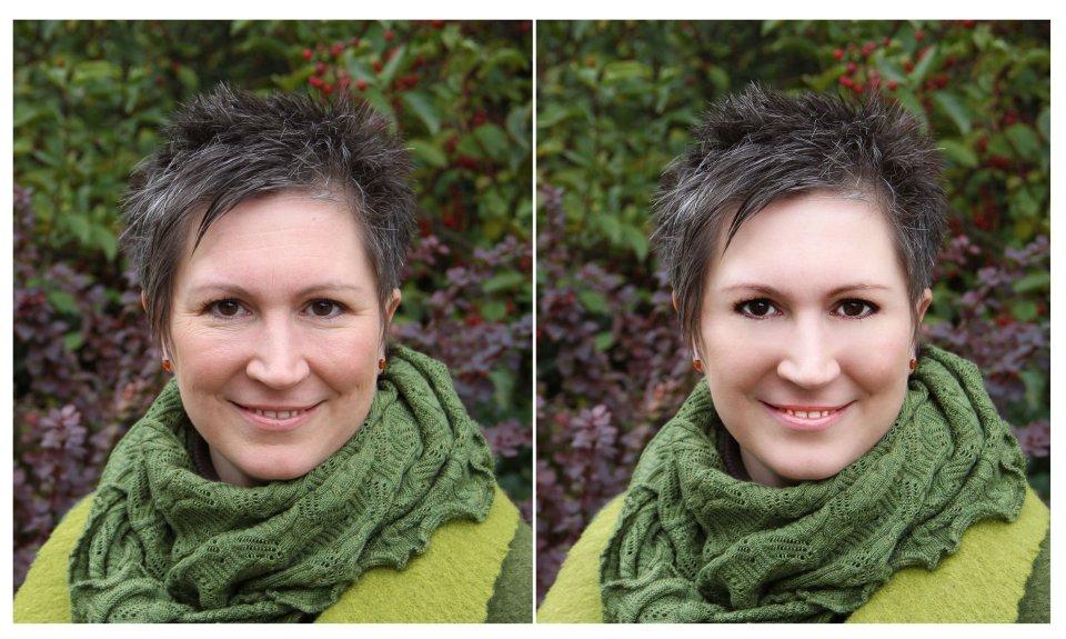Photoshop vs. Natur