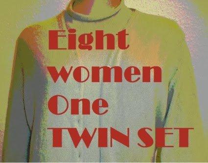 8womanOneTwinSet
