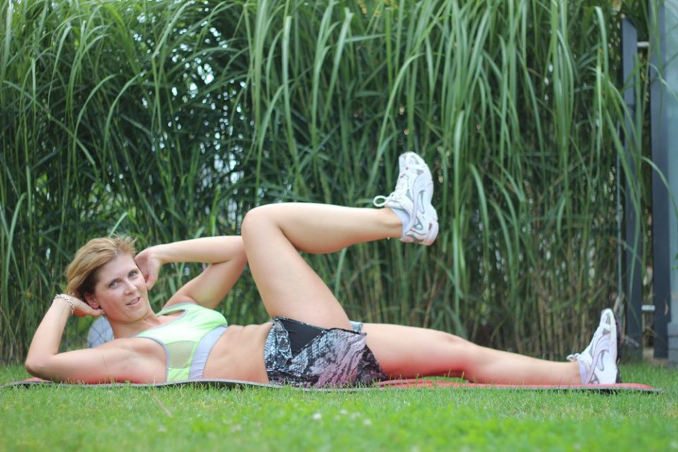 Wunder-Workout, Dailyroutine, sport, exercise, conny doll, abs-session,