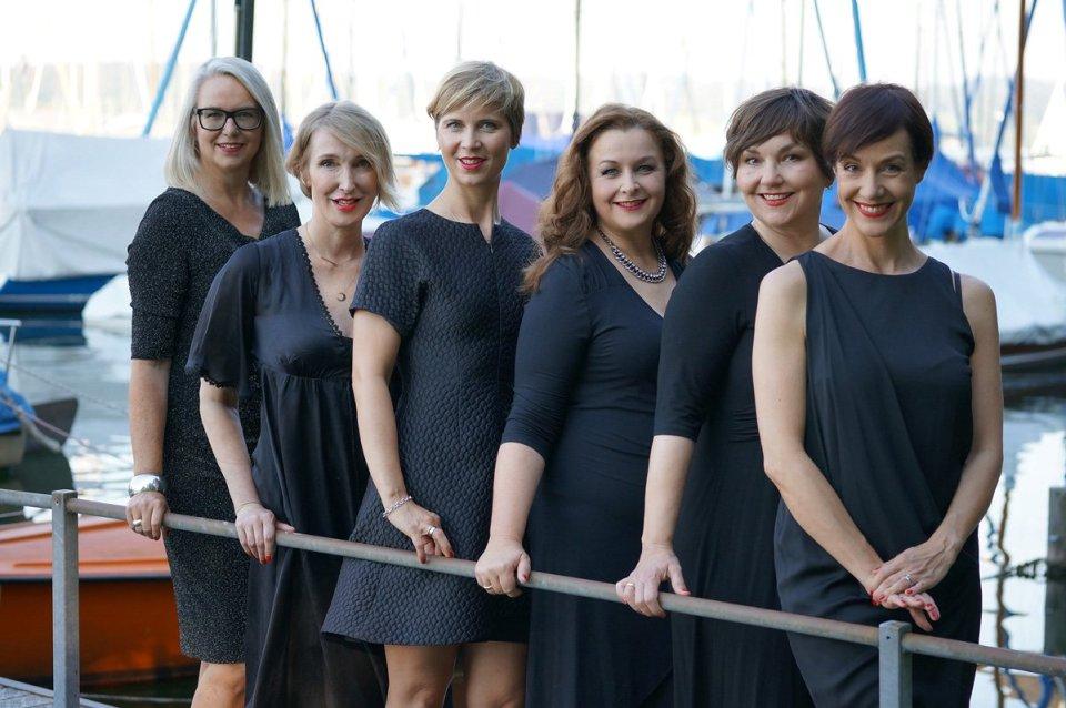 Ladybloggers, Bloggerinnen, Kleine Schwarze, Starnberger See, Segelclub