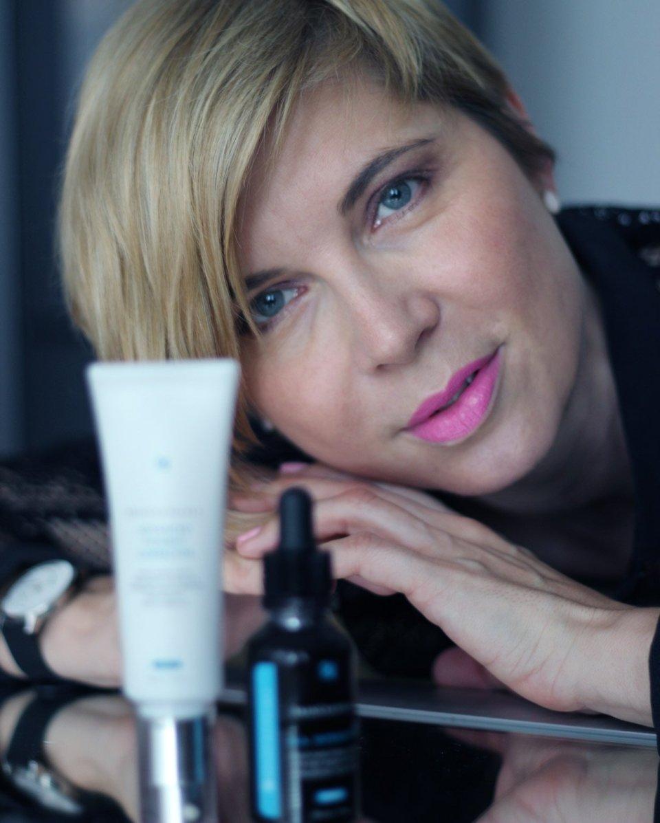 SkinCeuticals, Hautpflege für Fortgeschrittene, Pigmentierung, Korrektur, Feuchtigkeitspflege, Serum, H.A. Intensifer