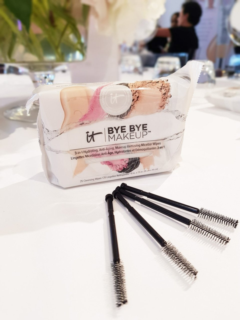 Conny Doll Lifestyle: Event in Hamburg Launch der Kosmetikmarke it-cosmetics