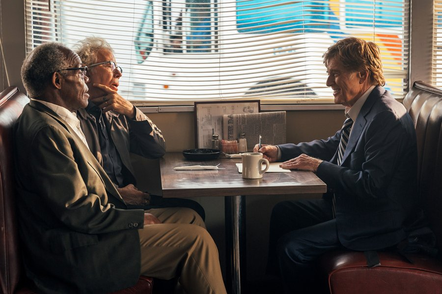 Ein Film übers Leben, Robert Redford, Danny Glover, Tom Waits, Altherrengang, Over the Hill Gang