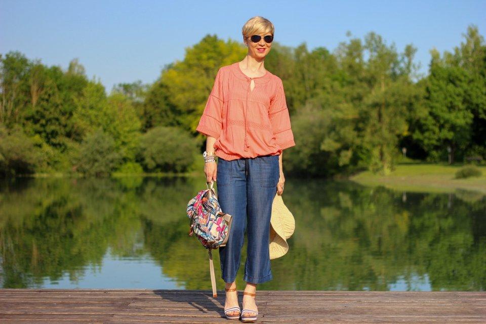 conny doll lifestyle: Sommergarderobe mit Toni - capsule wardrobe perfekt für den Koffer, Toni, Sommerlook,