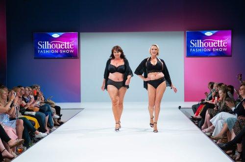 conny doll lifestyle: Tena Silhouette Einwegslip, Blasenschwäche, Fashionshow, Fashionweek, Hyatt Berlin