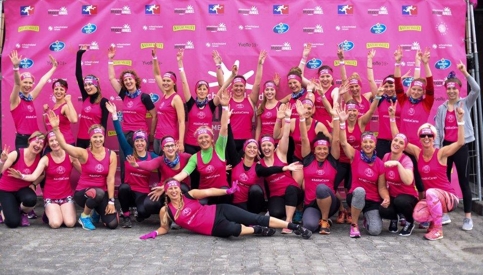 conny doll lifestyle: Brustkrebsmonat: Wissenswertes über Brustprothesen von Anitacare, ganze Team von Anita