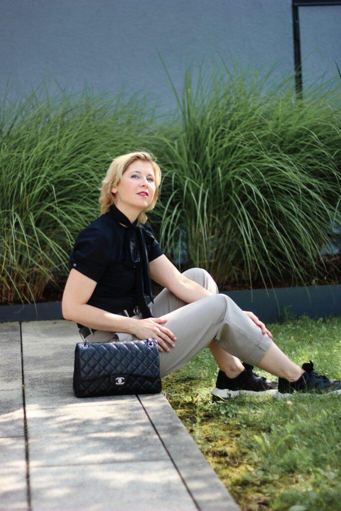 conny doll lifestyle: Officelook, Bürostyling, Modeblog, Fashionblog, Gedanken zu Instagram, Mode und Werbung