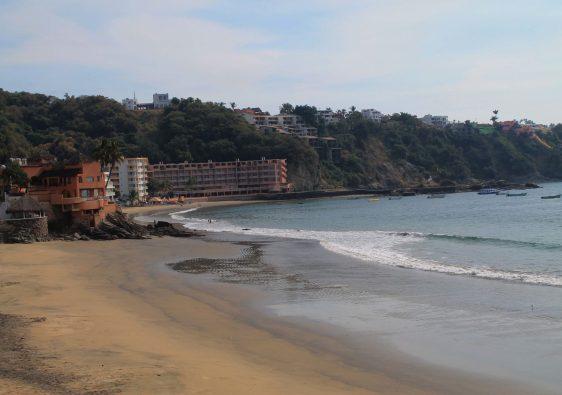 Playas en Manzanillo