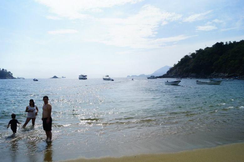 Playa La Audiencia Manzanillo