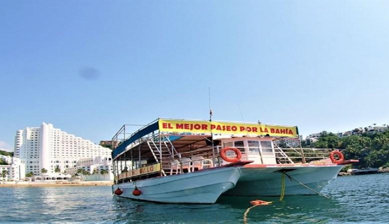 barco fiesta manzanillo