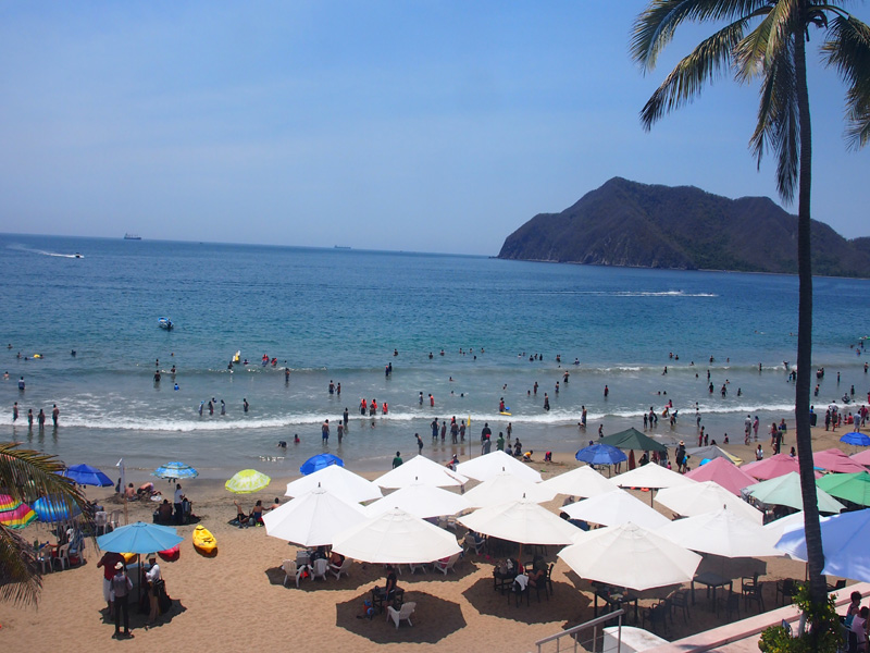 Playas en Manzanillo