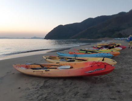tour kayak marino