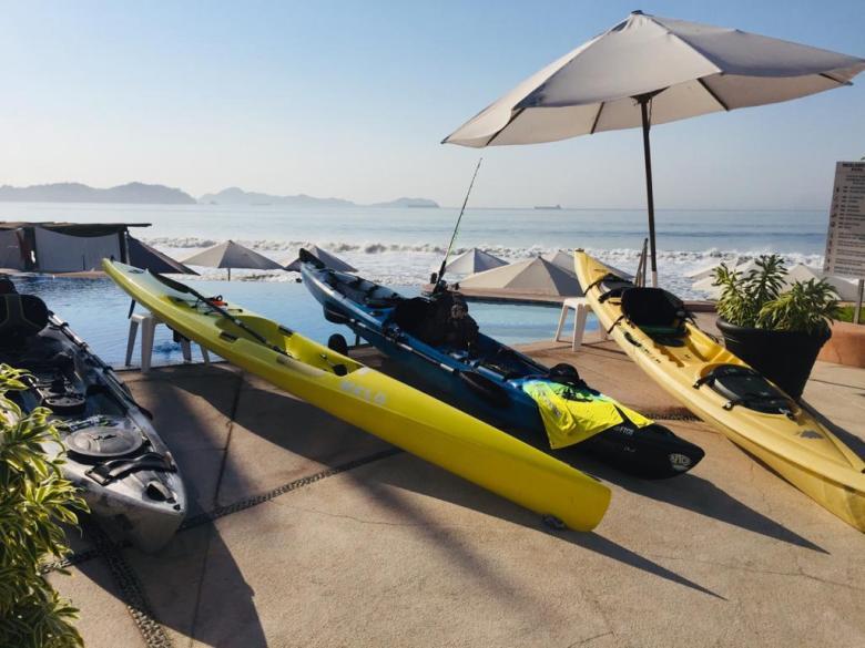 Club Kayak Manzanillo