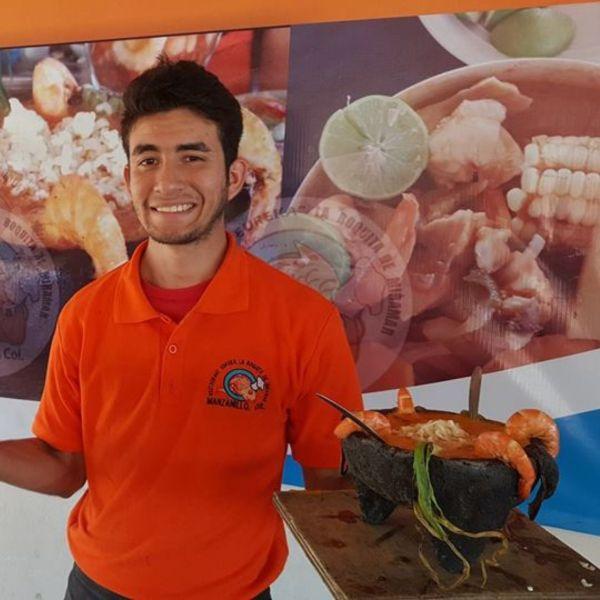 Restaurantes en Manzanillo La Aureka