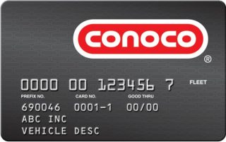 card sleeves, booster boxes, packs, and more. Conoco Gas Credit Cards