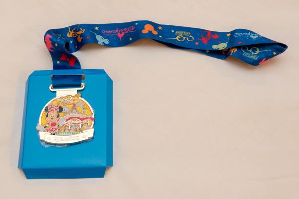 ミニーのメダル