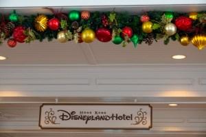 香港ディズニーランド・ホテルのリース
