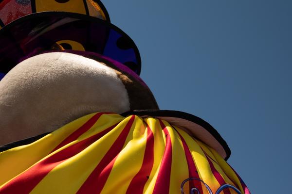 ディズニー・フェスティバル・オブ・ファンタジー・パレードのデール