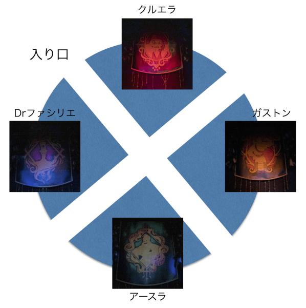 劇場マップ