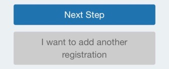 ランディズニー・ウォルト・ディズニー・ワールド・マラソン・ウィークエンドの申込画面