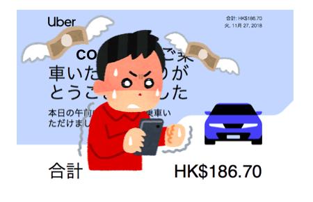 Uberぼったくり