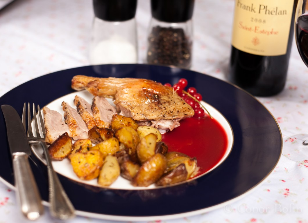 recipe: redcurrant jus for duck [33]