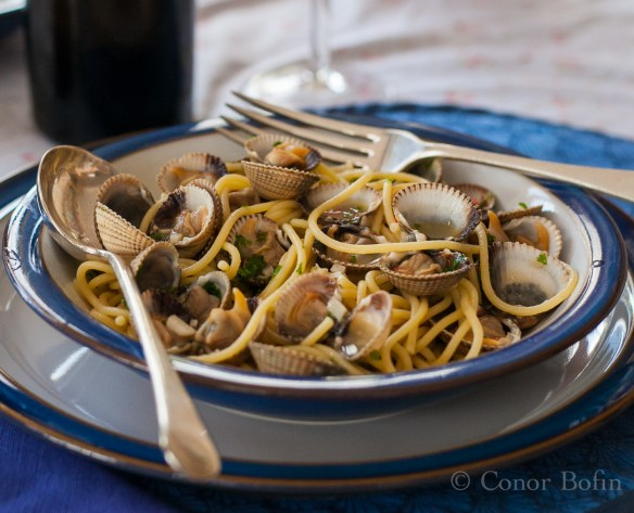 Delicious, nutritious and tasty. I will be preparing Vongole again. If only to avoid getting in more trouble.