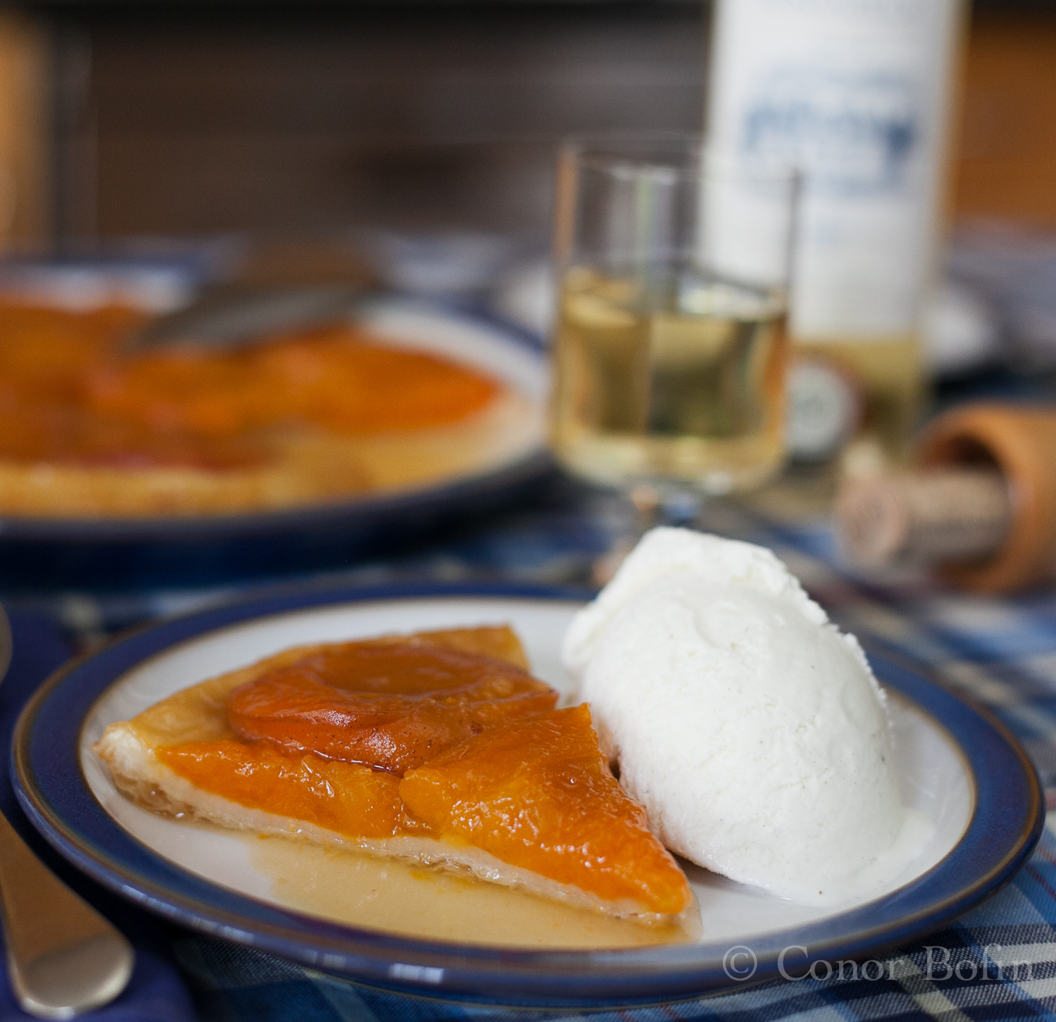 ... Aftertaste of Blog Awards and Apricot Tart Tatin. | One Man's Meat