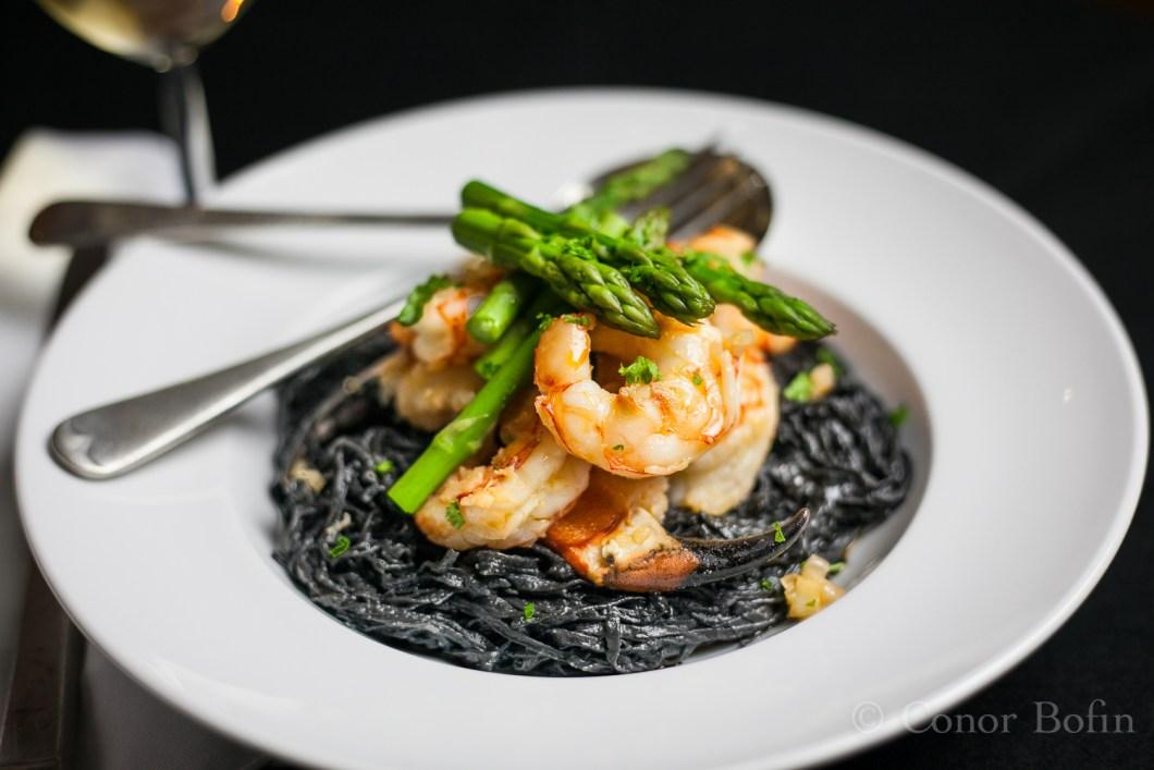 Seafood Squid Ink Pasta (10 of 10)