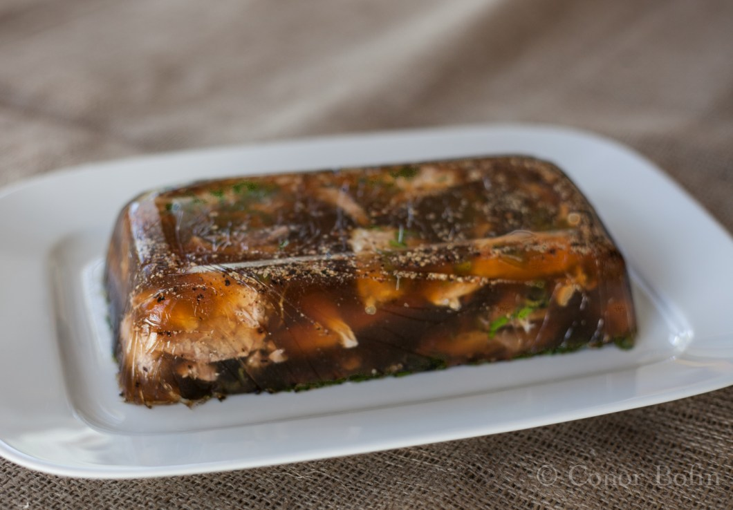 Terrine or brawn? Who cares? It was delicious.